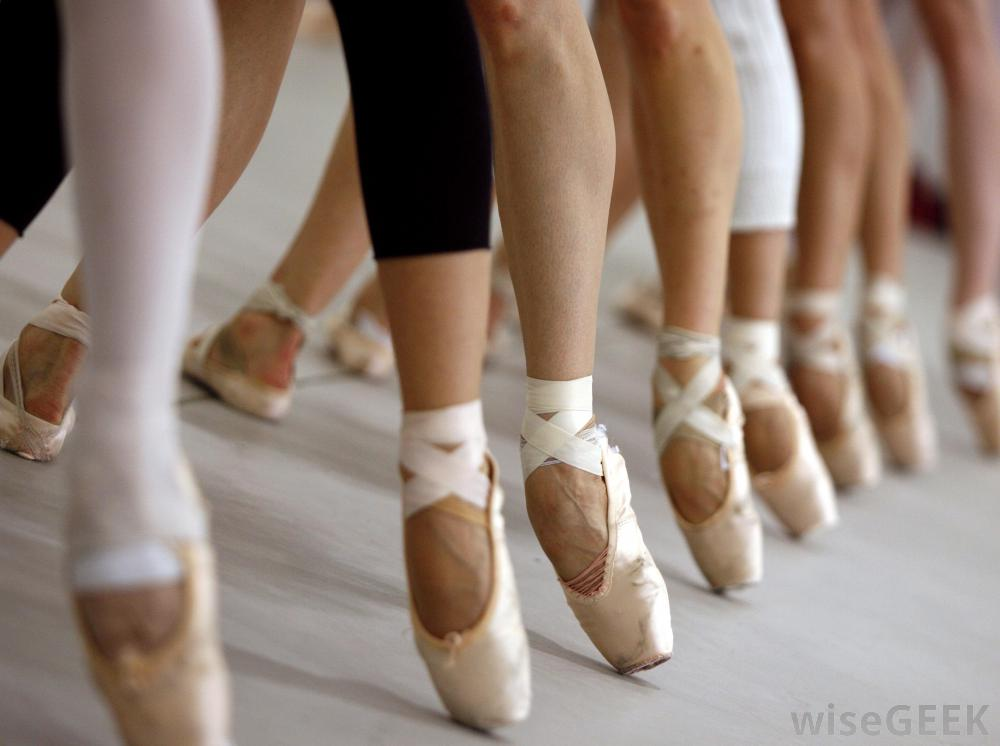 ballet shoes. ballet and tap classes - salsa in the suburbs shoes